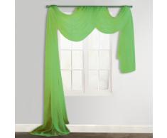 vidaXL Tenda voile 140 x 600 cm verde