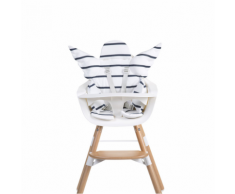 CHILDWOOD Cuscino Universale Seggiolone Angel Cotone Jersey Marin