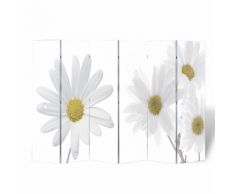 vidaXL Parete divisoria privacy divisorio 240 x 180 fiore