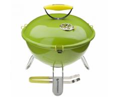 Landmann Barbecue a carbone Piccolino 34 cm Lime 31373