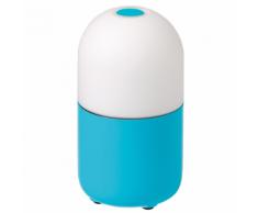 SMOOZ Luce notturna a LED / Lampada da tavolo Bean blu 4507001