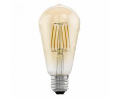 EGLO Amber 11521 Lampadina a LED stile Vintage E27 ST64