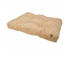 Overseas Letto per Cani in Microfibra 55x75x10 cm Rosa