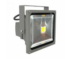 vidaXL Faretto LED da esterno e interno 30 W