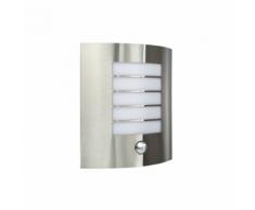 Massive Lanterna da parete OSLO Acciaio inox 1 x 60 W 230 V