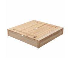 Swing King Sabbiera Robert in Legno 150x120x25 cm 7850041