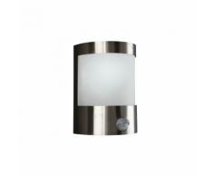 Massive Lanterna da parete VILNIUS Acciaio inox 1 x 60 W 230 V