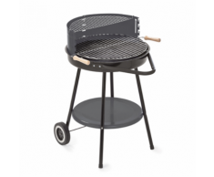 Grillchef Barbecue a carbonella 48,5 cm Nero 74602
