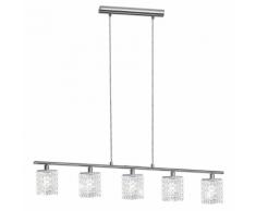 EGLO Pyton 85331 Lampada da soffitto di cristallo