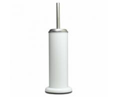 Sealskin Porta Scopino da Bagno e Supporto in Acero Bianco 361730510