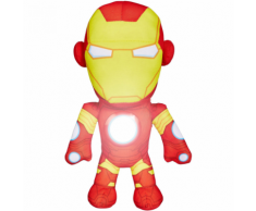 Marvel Luce Notturna Rossa Avengers Iron Man WORL221001
