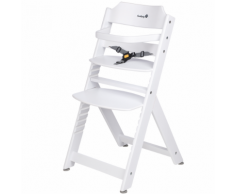 Safety 1st Seggiolone Timba Basic in Legno Bianco 27984310