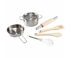 Hape E3137 Set da cucina per bambini
