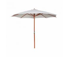 vidaXL Ombrellone da esterno parasole ? 3 m. in poliestere 160 g.,