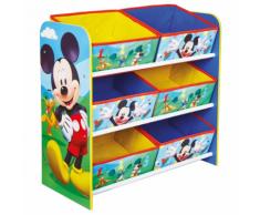 Disney Portagiochi Mickey Mouse 51x23x60 cm WORL119011