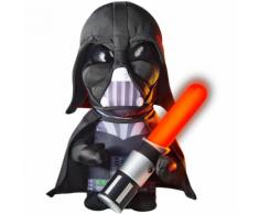 Disney Star Darth Vader Luce Notturna Wars 15x15x28 cm Nero WORL930015