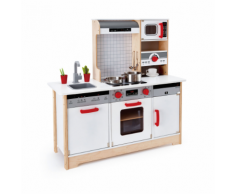 Hape Cucina Giocattolo con Accessori All-in-1 E3145
