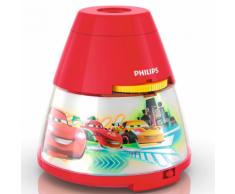 Philips Disney Cars Luce Notturna e Proiettore 2 in 1 Rossa 717693216