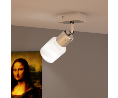 vidaXL Lampada da soffitto a LED con 1 paralume