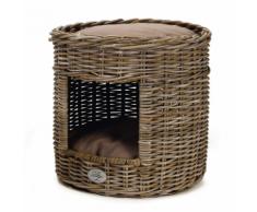 Designed by Lotte Cuccia per Gatti Kubu con 2 Cuscini 44x46 cm 710268