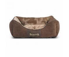 Scruffs & Tramps Cuccia Cani Chester Taglia S 50x40 cm Marrone 1163