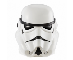 Disney Stormtrooper Luce Notturna e Torcia 14x8x8 cm Bianco WORL930010