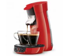 Philips Macchina da Caffè Senseo Viva Cafè 1450 W 0,9 L Rossa HD7829/80