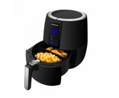 Inventum Friggitrice digitale ad aria 2,5 L nera GF254HLD