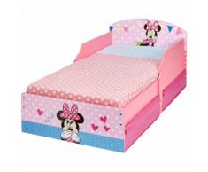 Disney Lettino Minnie 140x70 cm Pink WORL222012