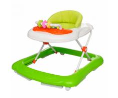 vidaXL Girello per bambini verde