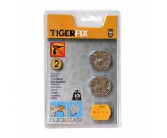 Tiger Accessori Di Montaggio Bagno TigerFix 2 Metallo 398634146