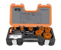 BAHCO Bahco Set Sega a tazza professionale 16-64 mm