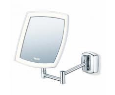 Beurer Specchio Cosmetico Illuminato 16 cm BS 89