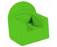 Room Studio Poltrona per Bambini 37x29x41 cm Verde ROOM230051