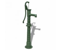 vidaXL Pompa d'acqua con supporto per giardino