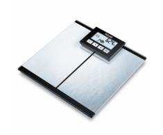 Beurer Bilancia Pesapersone Diagnostica BG64 con USB Vetro 762.11