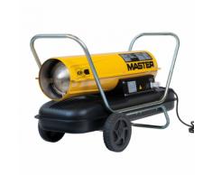 Master Stufa a Gasolio Diretto B 100 CED 29 kW 44 L