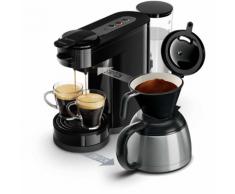 Philips Macchina da Caffè Senseo Switch 1450 W 1 L Nera HD7892/60