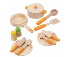 Hape Gourmet Kitchen Starter E3103 Set cucina bambini