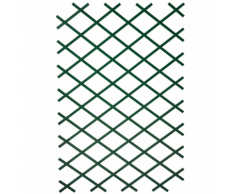 Nature Pergolato da Giardino 50x150 cm PVC Verde 6040702
