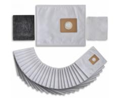 vidaXL Set 25 Sacchetti per aspirapolvere con filtro Nilfisk