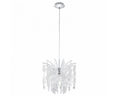 EGLO Fedra 91046 Lampada da soffitto di cristallo