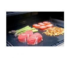 : 4 tappetini da barbecue