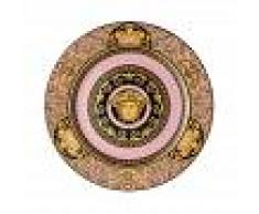 Versace Piatto segnaposto Medusa Rose 30cm