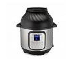 Instant Pot Pentola a pressione elettrica e friggitrice ad aria Instant Pot Duo Crisp 8 litri