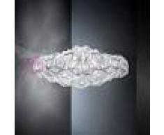 Slamp Drusa Lampada A Sospensione Design Moderno D.60