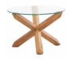 JYSK Tavolino da salotto Saskia (rotondo, 60 cm)