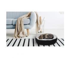 Cuccia Sweety per cani e gatti: Grigio scuro
