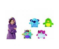 Coperta indossabile per bambini: Blu