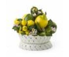Gli Alberelli Centrotavola Caravaggio con limoni